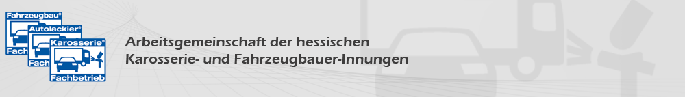 Die hessischen Karosserie- und Fahrzeugbauer-Innungen